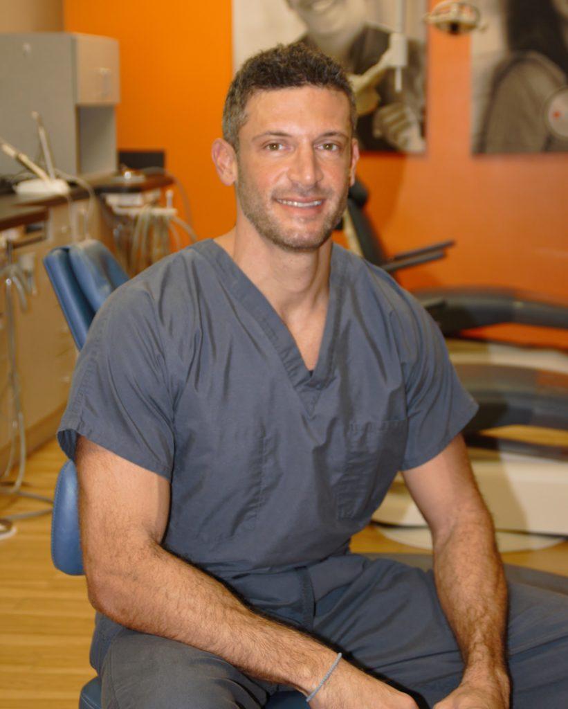 pediatric dentist